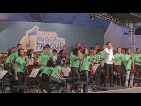 Música no Parque - Orquestra Castro Alves (Junho/2015)