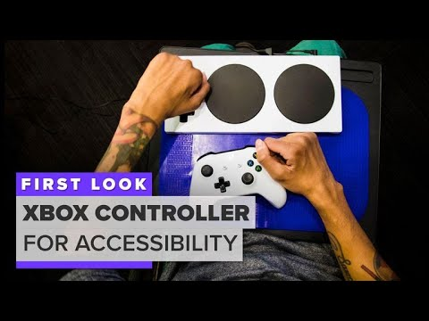 Xbox's new Adaptive Controller for accessibility first look