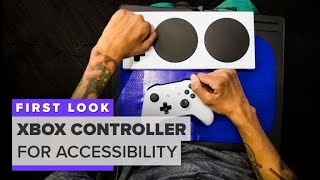 Xbox's new Accessibility Controller