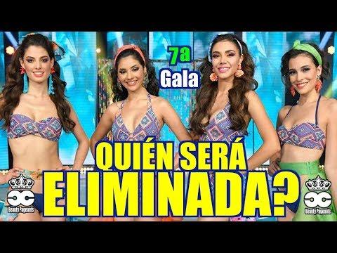 Mexicana Universal  2018 - Comentario anticipado 7a Gala