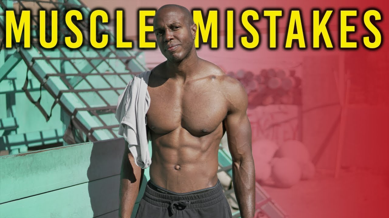 Mistakes to Avoid When Building Muscle and Losing Fat