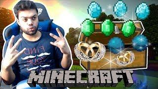 Me Ameer Ho Geya | Khazana Hi Khazana | Intense Treasure Hunting In Minecraft !!!