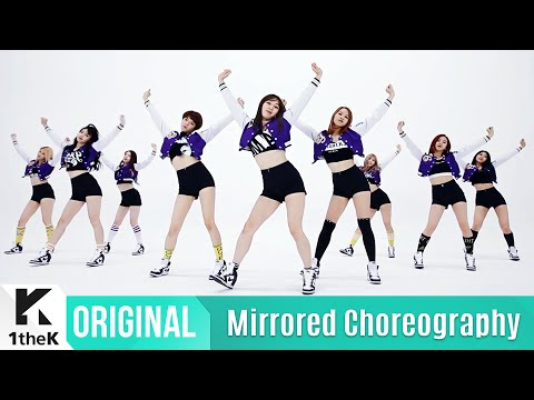 Thumbnail: [Mirrored] TWICE _ CHEER UP Choreography_1theK Dance Cover Contest