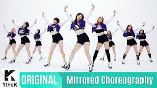 Download Video [Mirrored] TWICE _ CHEER UP Choreography_1theK Dance Cover Contest MP3 3GP MP4