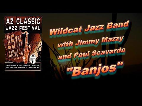 "2014 AZ Classic Jazz Festival - ""Banjos"""
