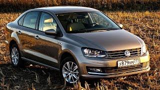 Изменения И Косяки Фольксваген Поло Седан Рестайлинг! Тест Драйв Нового Volkswagen Polo Sedan