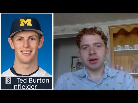 Why Ted Burton is an Unexpected Star of Michigan Baseball
