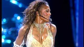 Janet Jackson performing 'All For You' - All For You Tour 2001-2002...