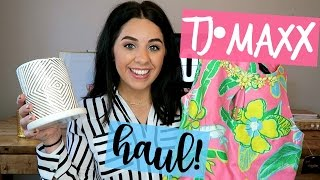 Repeat youtube video TJMAXX HAUL! MAY 2016!