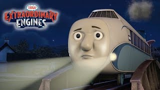 Hugo Is Treated Poorly By The Other Engines | Extraordinary Engines | Thomas & Friends