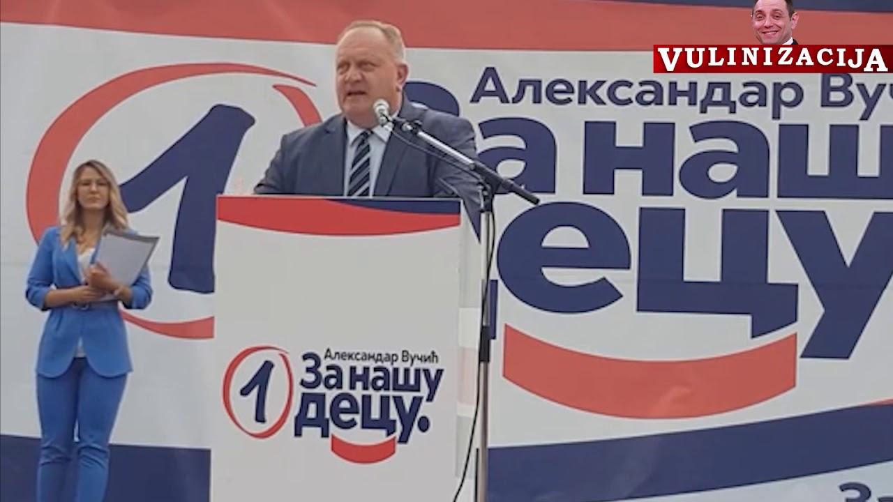 Gradonacelnik Leskovca Mesko i kupus xD