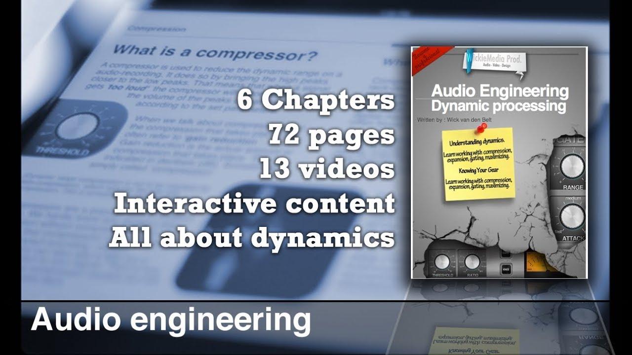 Ebook audio engineering dynamic processing what is it about ebook audio engineering dynamic processing what is it about fandeluxe Gallery