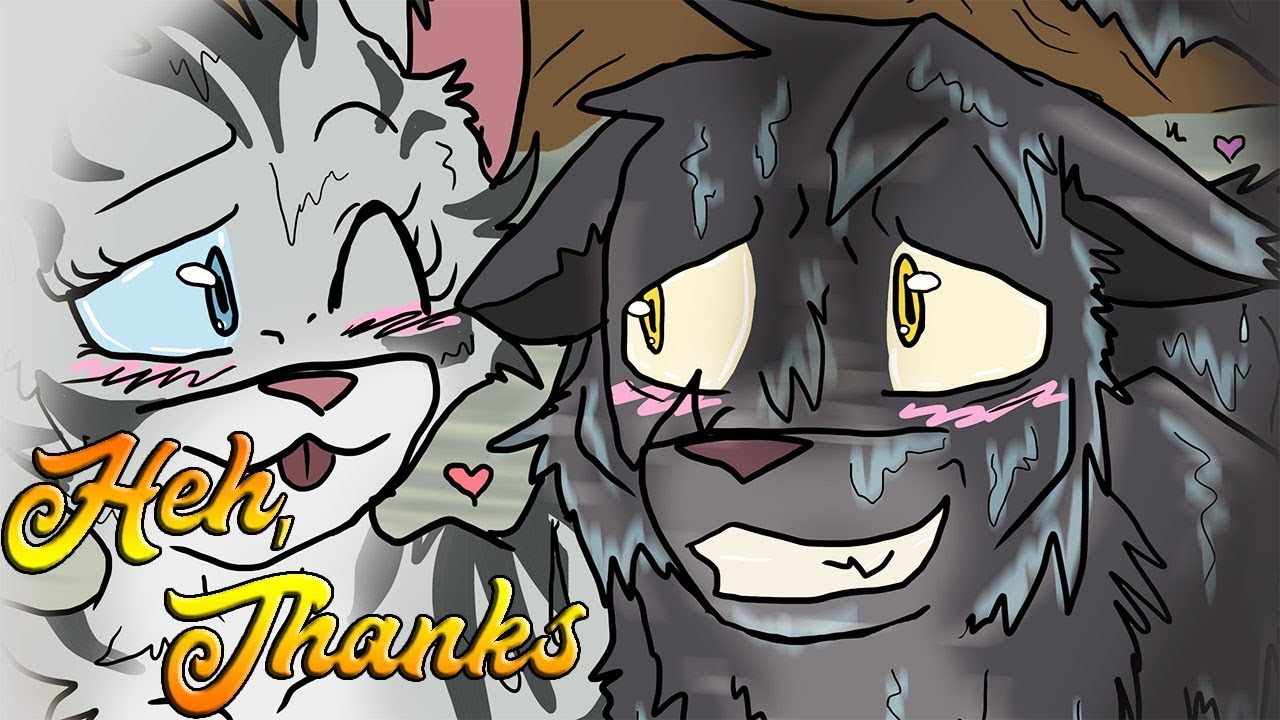 Graystripe and Silverstream: Star-Crossed Lovers - Warrior Cats  Ship/Speedpaint