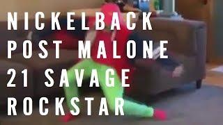 Download Nickelback vs. Post Malone ft. 21 Savage - Rockstar Mash-Up [FULL LENGTH] Mp3 and Videos