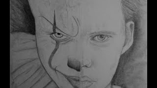 Quick Sketching featuring Pennywise
