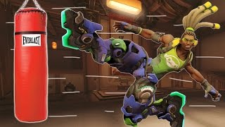 [Overwatch] The New Ninja Lucio