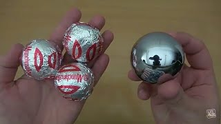 Munchmallow Mirror Polished Japanese Foil Ball Challenge!