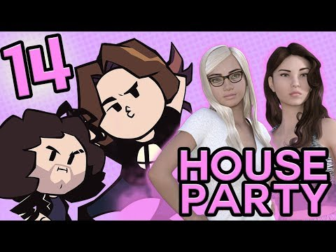 House Party: Sister Problems - PART 14 - Game Grumps