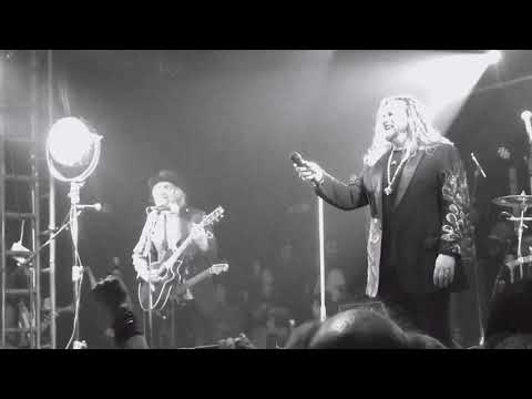 Inglorious - Numb/Black Hole Sun - 20/10/2017 Electric Ballroom
