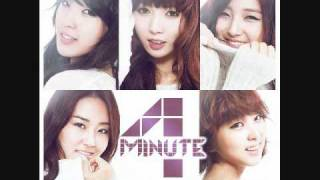 4Minute - DREAMS COME TRUE(Japanese Version)