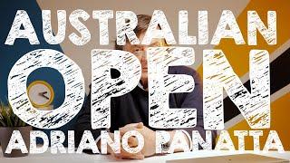 Commento sugli Australian Open - Adriano Panatta