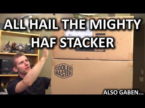 Cooler Master HAF Stacker