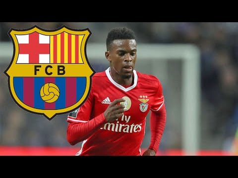 Nélson Semedo ● Welcome to FC Barcelona ● 2017