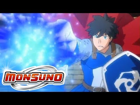 Monsuno | A Medieval Battle