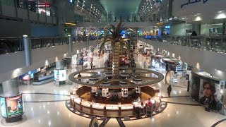 Dubai Airport Terminal 3 Transiting Dubai Airport Useful Tips Youtube