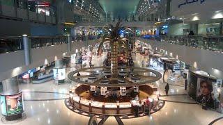 Dubai Airport Terminal   3  | Transiting Dubai Airport ( Useful Tips )