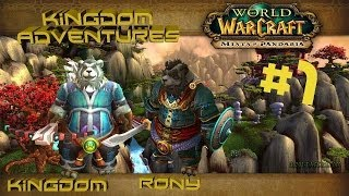 World of Warcraft: Mists of Pandaria Gameplay 1.rész (HUN)