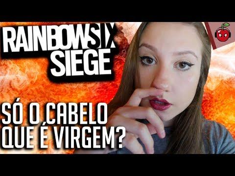 [MD10] RAINBOW SIX SIEGE - SÓ O CABELO QUE É VIRGEM? Ft. Intact e Wag
