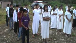 COLEGIO PARA JOVENES ASHANINCAS EN CATONGO KIMPIRI.flv