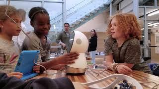 Les enfants enseigner AI un peu d'humanité avec Cognimates