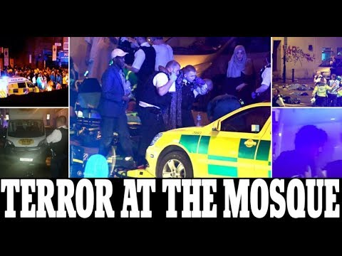 White van Mosque attack