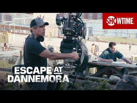 BTS w/ Ben Stiller, Benicio Del Toro, Patricia Arquette & More | Escape At Dannemora | SHOWTIME