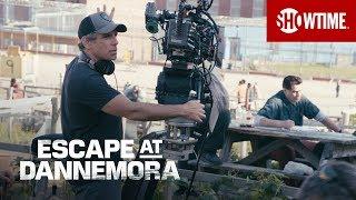 BTS w/ Ben Stiller, Benicio Del Toro, Patricia Arquette & More   Escape At Dannemora   SHOWTIME