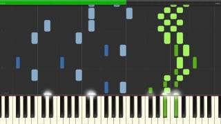 Brahms Waltzes Opus 39 no 10 Piano Tuto Synthesia