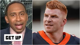 Stephen A. reacts to the Cowboys signing Andy Dalton | Get Up