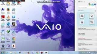 how to stop or disable all automatic updates in sony vaio laptop