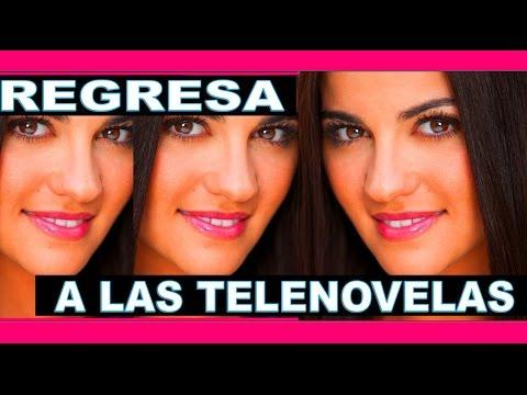 Maite perroni regresa a las telenovelas noticias breves for Noticias famosos telenovelas