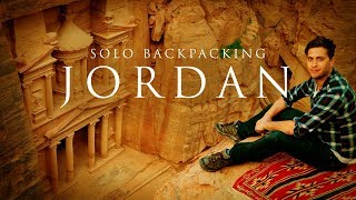 EGYPT & JORDAN | Ep2: Solo Backpacking Jordan