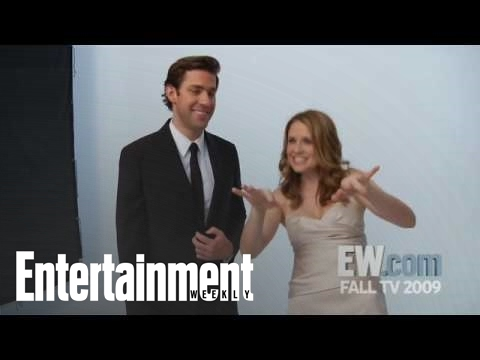 The Office': John Krasinski & Jenna Fischer Tease Jim & Pam's Wedding  Entertainment Weekly