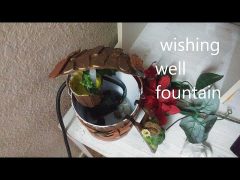 diy-wishing-well-fountain-|-do-you-like-to-make-a-indoor-decor-fountain?