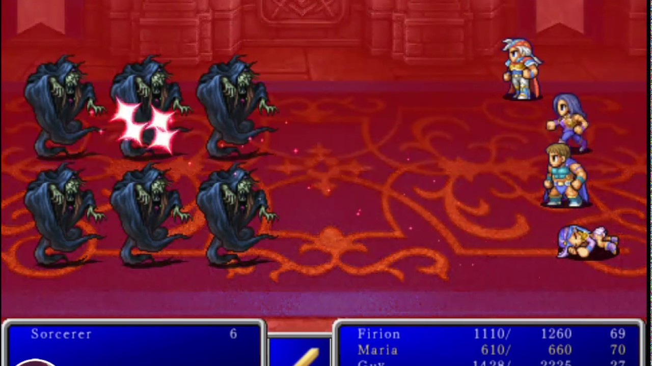 final fantasy ii android