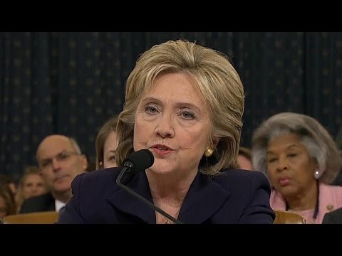FBI sends Clinton email investigation notes to Congress