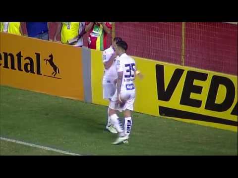 Galvez-AC 0 x 3 Santos - Melhores Momentos - Copa do Brasil 2016 - 10/05