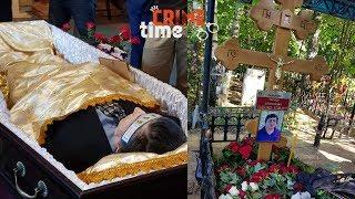 Тариел Качарава похоронен рядом с братом Котом