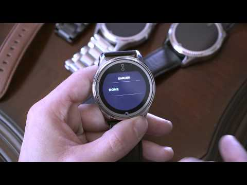 Olio Model 1 Smartwatch Presented By Founder Steve Jacobs | aBlogtoWatch