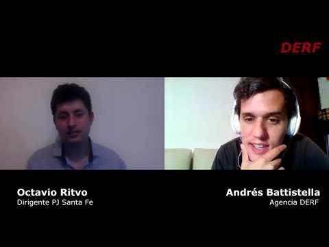 Octavio Ritvo: Podemos tener un peronismo nuevo y moderno en Santa Fe